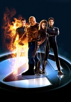 Fantastic Four movie poster (2005) picture MOV_dc054f3d