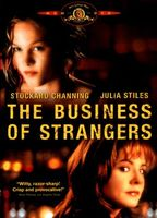 The Business of Strangers movie poster (2001) picture MOV_dc056fe2