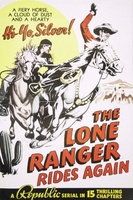The Lone Ranger Rides Again movie poster (1939) picture MOV_dc064c9a