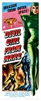 Devil Girl from Mars movie poster (1954) picture MOV_dc116460