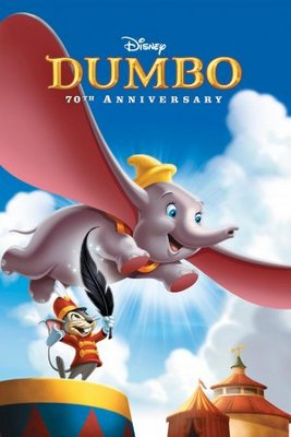 Dumbo movie poster (1941) poster MOV_dc11da3e