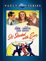 It Started with Eve movie poster (1941) picture MOV_dc11ed04