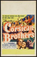 The Corsican Brothers movie poster (1941) picture MOV_dc13a4e3