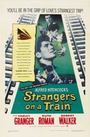 Strangers on a Train movie poster (1951) picture MOV_dc15f0d1