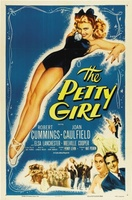 The Petty Girl movie poster (1950) picture MOV_dc18208f