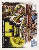 It Came from Beneath the Sea movie poster (1955) picture MOV_dc18f4b0