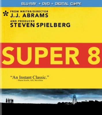 Super 8 movie poster (2011) poster MOV_dc257063