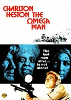 The Omega Man movie poster (1971) picture MOV_d21ff7ea
