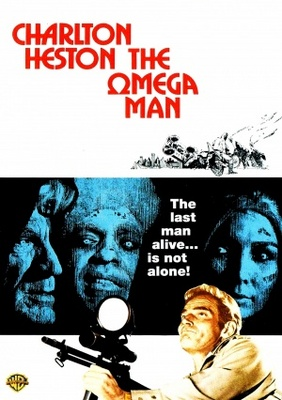 The Omega Man movie poster (1971) poster MOV_dc29b144