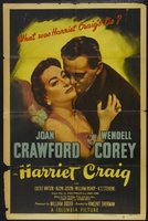Harriet Craig movie poster (1950) picture MOV_dc2be66c