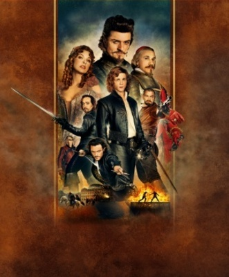 The Three Musketeers movie poster (2011) poster MOV_dc2d14b9