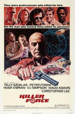 Killer Force movie poster (1976) poster MOV_dc2ec165