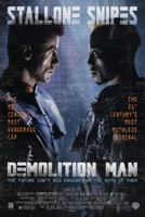 Demolition Man movie poster (1993) picture MOV_a02dc4f3
