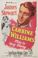 Carbine Williams movie poster (1952) picture MOV_dc390efb