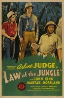 Law of the Jungle movie poster (1942) picture MOV_dc413069