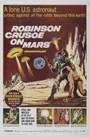 Robinson Crusoe on Mars movie poster (1964) picture MOV_dc42ad46