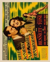 She Knew All the Answers movie poster (1941) picture MOV_dc474bcf