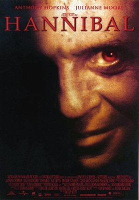 Hannibal movie poster (2001) poster MOV_dc475f32