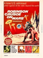 Robinson Crusoe on Mars movie poster (1964) picture MOV_dc489b18