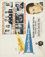 Because They're Young movie poster (1960) picture MOV_dc4b654d