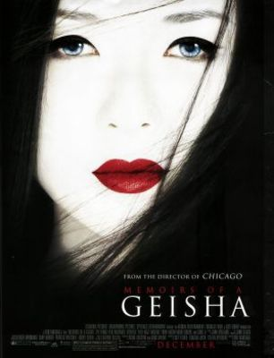 Memoirs of a Geisha movie poster (2005) poster MOV_dc560611