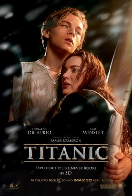 Titanic movie poster (1997) poster MOV_dc5a2622