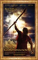 The Ten Commandments movie poster (2007) picture MOV_dc5d78b1