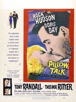 Pillow Talk movie poster (1959) picture MOV_dc610c30