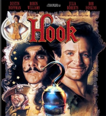 Hook movie poster (1991) poster MOV_dc611448