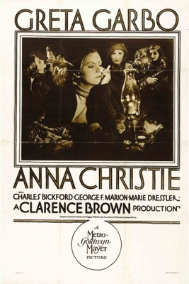 Anna Christie movie poster (1930) poster MOV_dc6485d1