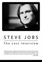 Steve Jobs: The Lost Interview movie poster (2011) picture MOV_dc6c5950