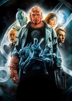 Hellboy movie poster (2004) picture MOV_dc72e1be