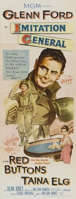 Imitation General movie poster (1958) poster MOV_dc758998