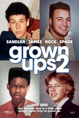 Grown Ups 2 movie poster (2013) poster MOV_dc75919c