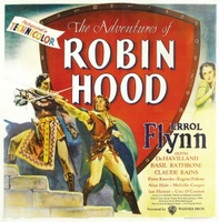 The Adventures of Robin Hood movie poster (1938) picture MOV_dc7a52c9