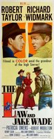 The Law and Jake Wade movie poster (1958) picture MOV_dc7af79f