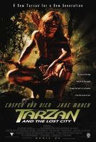 Tarzan and the Lost City movie poster (1998) picture MOV_dc7fb3cc