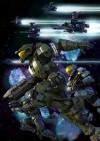 Halo Legends movie poster (2010) picture MOV_dc7fc900