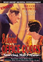 Behind Office Doors movie poster (1931) picture MOV_dc8194fc
