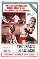 Two Thousand Maniacs! movie poster (1964) picture MOV_dc863551