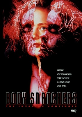 Body Snatchers movie poster (1993) poster MOV_dc86b790