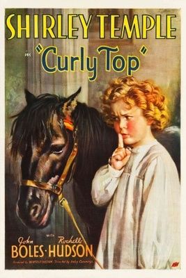 Curly Top movie poster (1935) poster MOV_dc873cca