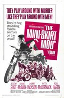 The Mini-Skirt Mob movie poster (1968) picture MOV_dc8afcbe