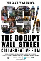 99%: The Occupy Wall Street Collaborative Film movie poster (2013) picture MOV_dc8c8f25