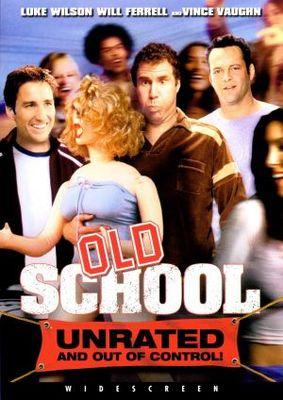 Old School movie poster (2003) poster MOV_dc8ceccc
