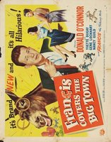 Francis Covers the Big Town movie poster (1953) picture MOV_dc8cef63