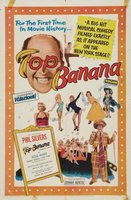 Top Banana movie poster (1954) picture MOV_dc90e10c