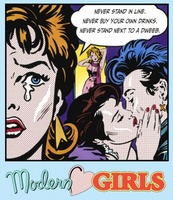 Modern Girls movie poster (1986) picture MOV_7333a34a