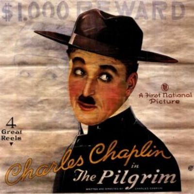 The Pilgrim movie poster (1923) poster MOV_dca08e94