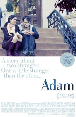 Adam movie poster (2009) poster MOV_dcaad047